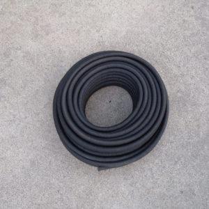 Asphalt cloth wire loom 5/8 inch