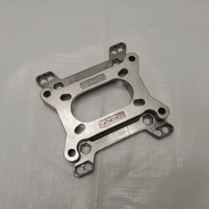 Carburetor to intake adapter