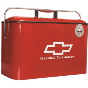 Cooler box Chevrolet red