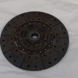 Clutch disc McLeod used. II Chevy - Richmond. 260171